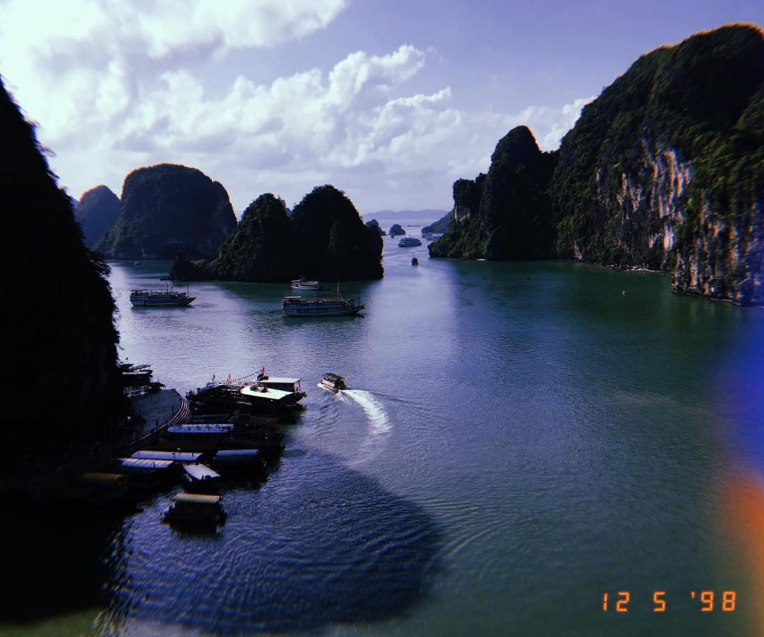 View of Ha Long Bay